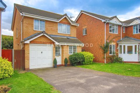 3 bedroom detached house for sale - Browning Road, Brantham, Manningtree, CO11