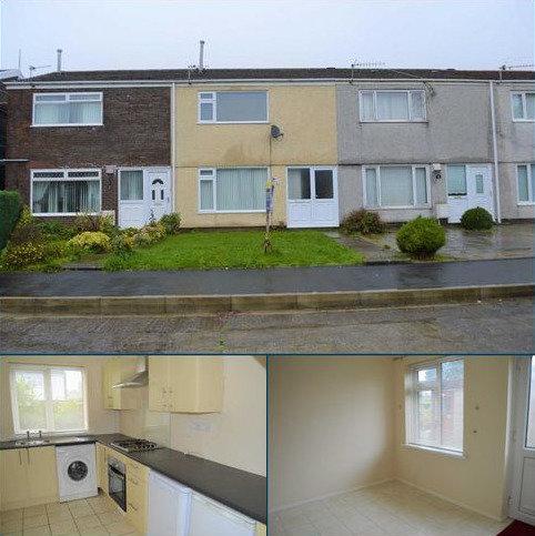 2 bedroom terraced house for sale - Aneurin Way, Swansea, SA2