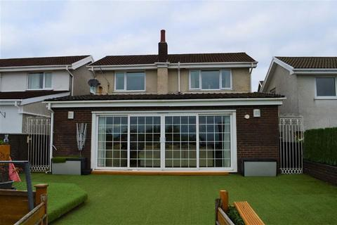 4 bedroom detached house for sale - Rustic Close, Swansea, SA2