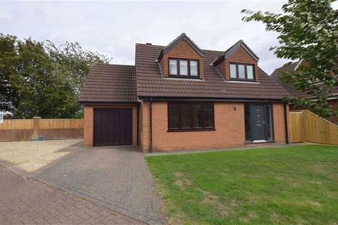 3 bedroom detached house for sale - Northfield Close, Tetney, North East Lincolnshire