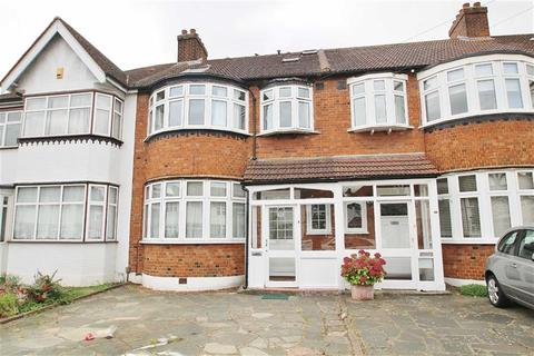 4 bedroom terraced house to rent - Springfield Avenue, London, SW20