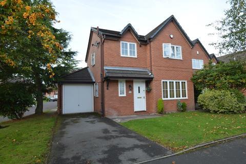 3 bedroom detached house for sale - Loughborough Close, Sale, M33