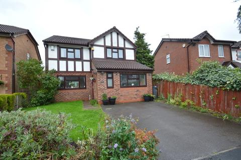 4 bedroom detached house for sale - Tunshill Road, Manchester, M23