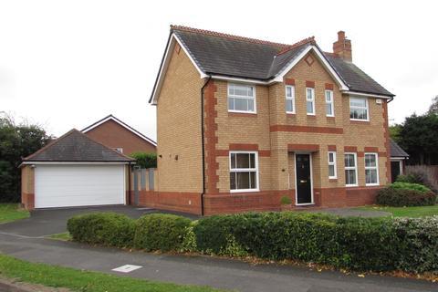 4 bedroom detached house for sale - Alderminster Road, Solihull