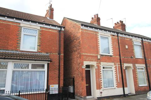 2 bedroom end of terrace house to rent - Estcourt Street, Hull