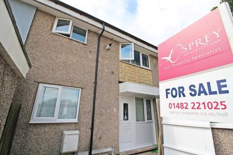 3 bedroom terraced house for sale - Hucknall Garth, Hull