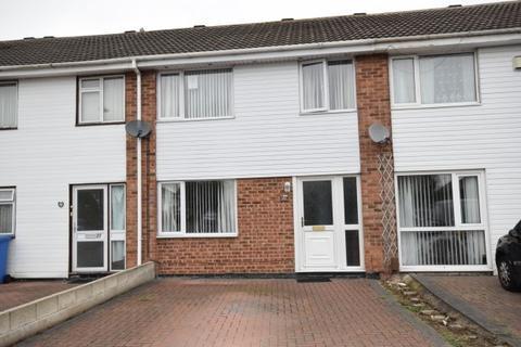 3 bedroom townhouse to rent - Moorside Crescent, Sinfin, Derby, DE24