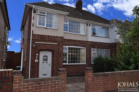 3 bedroom semi-detached house to rent - Wiltshire Road,  Leicester, LE4