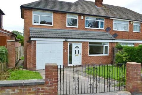 3 bedroom semi-detached house to rent - Granville Road,  Cheadle, SK8