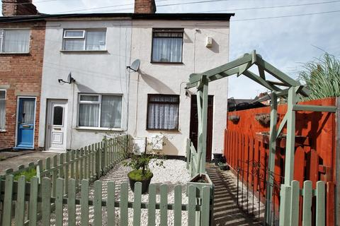 2 bedroom end of terrace house for sale - Connaught Terrace, Lincoln