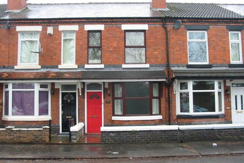 2 bedroom terraced house to rent - Westminster Street, Crewe, CW2 7LQ