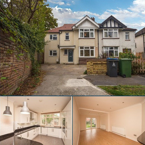 4 bedroom detached house to rent - Mayroyd Avenue, Surbiton