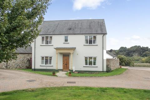 4 bedroom detached house for sale - Hatherleigh, Devon