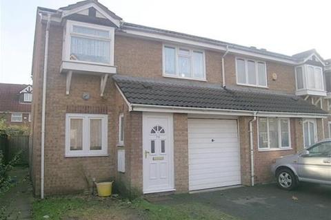 3 bedroom end of terrace house to rent - Heathfield Drive, Mitcham, Surrey, CR4