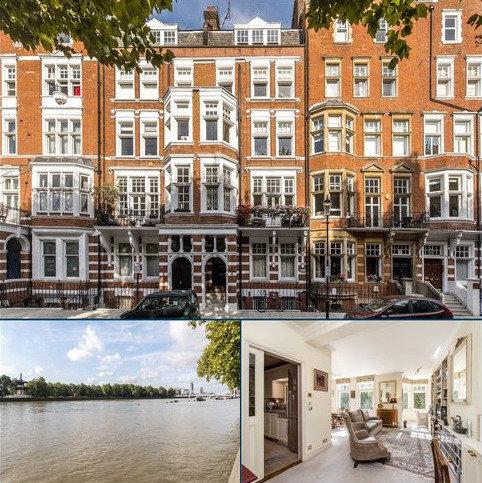 2 bedroom flat for sale - Moreton House, 3-4 Embankment Gardens, London, SW3