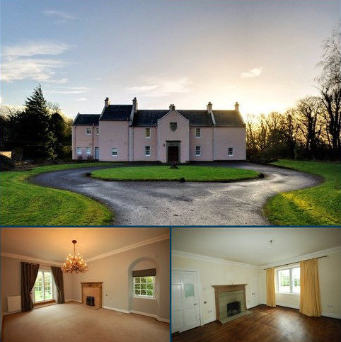 8 bedroom detached house to rent - Kingencleugh House, Mauchline, East Ayrshire, KA5