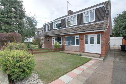 3 bedroom semi-detached house for sale - Rushton Drive, Leicester