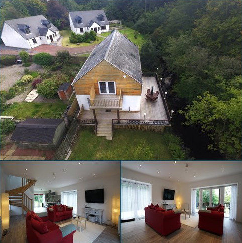 3 bedroom detached house for sale - Lagavullin Mill, Whitehouse, Tarbert, Argyll and Bute, PA29