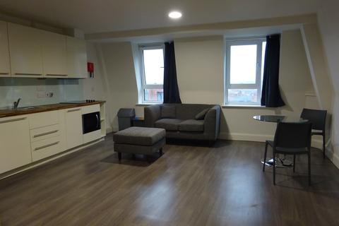 Studio to rent - C Q The Court, 4 St. Johns road, Leeds LS3