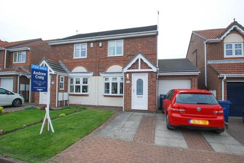 2 bedroom semi-detached house for sale - Beacon Glade, South Shields