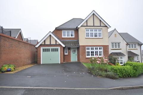 4 bedroom detached house for sale - 47 Rhoddfa Morgan Drive, Llangunnor