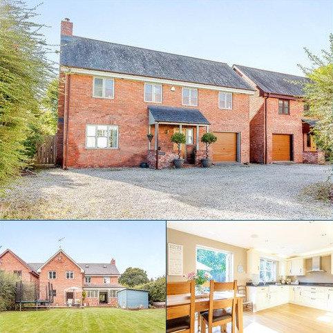 6 bedroom detached house for sale - Brookview, West Town, Newton St. Cyres, Devon