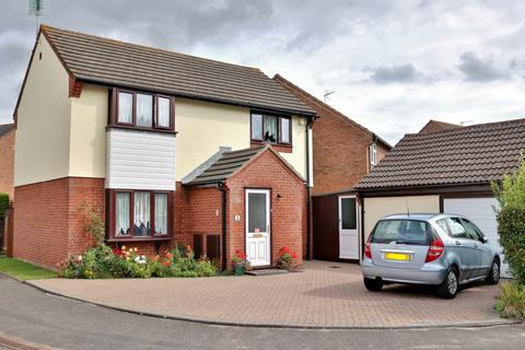 3 bedroom detached house for sale - Yardley Close, Achorage Park, Portsmouth