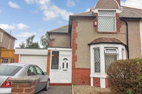 3 bedroom semi-detached house for sale - Laburnum Avenue, Newcastle upon Tyne, Tyne and Wear, NE6 4PP