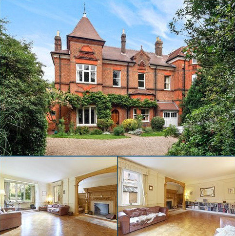 5 bedroom semi-detached house for sale - Arthur Road, Wimbledon, London, SW19