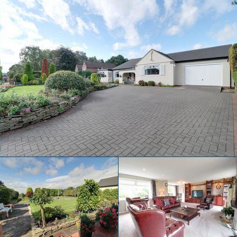 3 bedroom bungalow for sale - Congleton Road North, Church Lawton