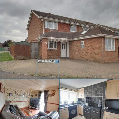3 bedroom semi-detached house for sale - Wall Close, Hoo, ME3