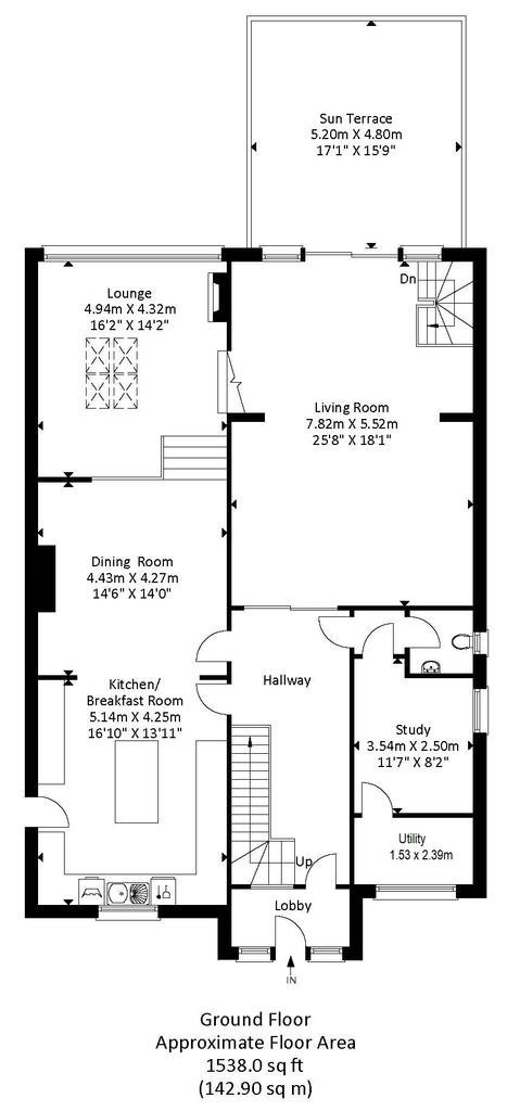 Floorplan 1 of 5
