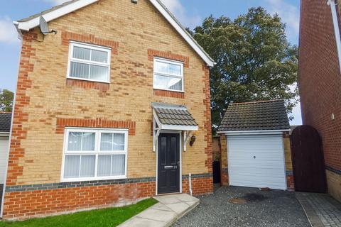 4 bedroom detached house for sale - Halesworth Drive, Sunderland, Tyne and Wear, SR4 8DJ