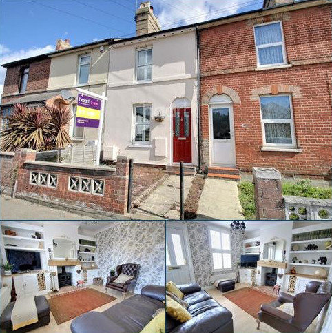 2 bedroom terraced house for sale - Old Heath Road, Colchester.