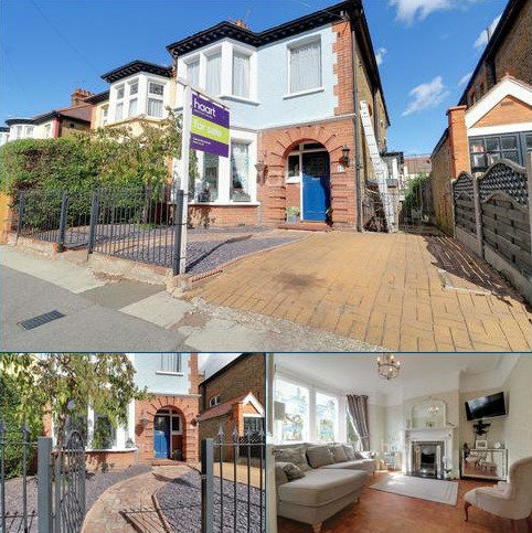 4 bedroom semi-detached house for sale - Albion Road, Westcliff on Sea