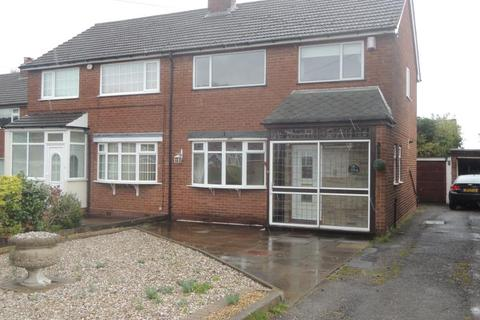 3 bedroom semi-detached house to rent - Forest Close, Streetly, Sutton Coldfield, B74 2JY