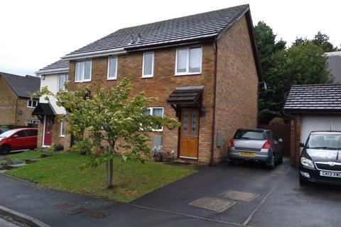 2 bedroom semi-detached house for sale - Gavenny Way, Abergavenny