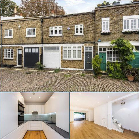3 bedroom house for sale - Northwick Close, London, NW8
