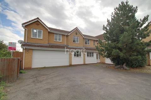 5 bedroom detached house for sale - Kilverstone, Werrington, PE4 5DX