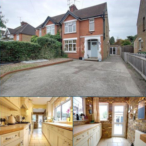 3 bedroom semi-detached house for sale - Marion Crescent, Maidstone
