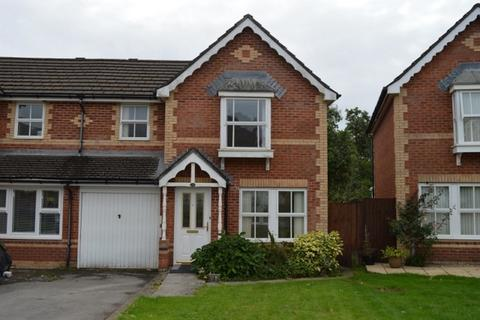 3 bedroom semi-detached house to rent - Coedfan, Sketty, Swansea, SA2 8NS