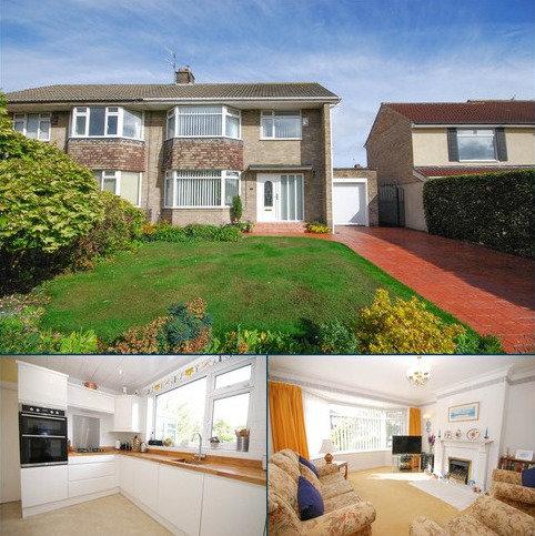 3 bedroom semi-detached house for sale - Eddleston Avenue, Newcastle Upon Tyne