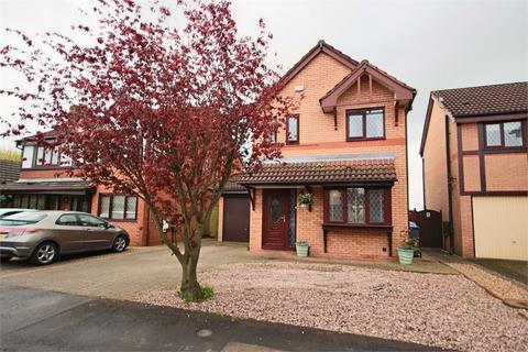 3 bedroom detached house for sale - Moreton Drive, LEIGH, Lancashire