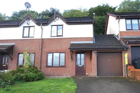 2 bedroom semi-detached house for sale - Tan Y Coed, Carmel, Holywell, CH8 7NN.