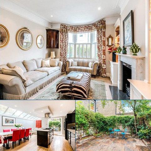5 bedroom terraced house for sale - Irene Road, Fulham, London, SW6