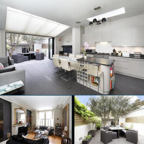 5 bedroom end of terrace house for sale - Pursers Cross Road, Fulham, London, SW6