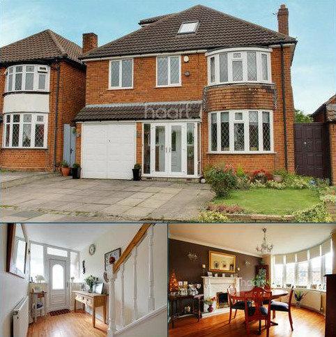5 bedroom detached house for sale - Newburn Croft, Quinton