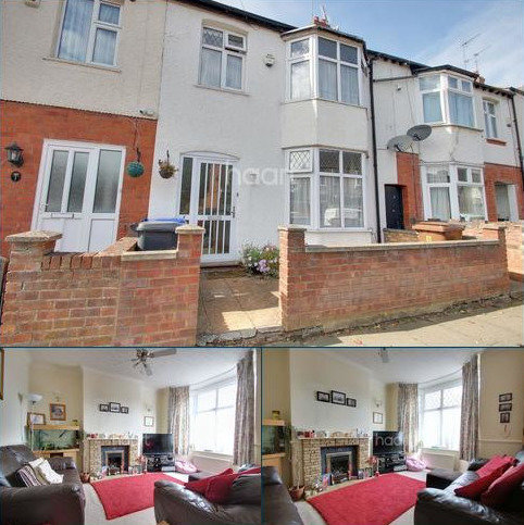 4 bedroom terraced house for sale - Linden Road, Northampton