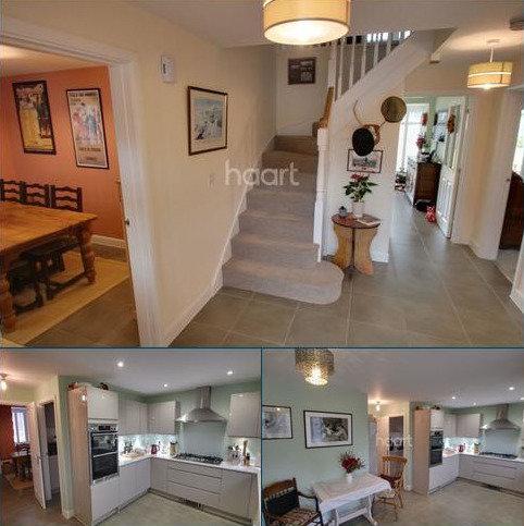 4 bedroom detached house for sale - Mulligan Drive