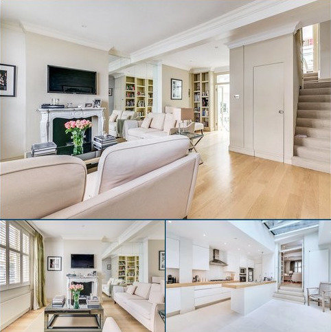 4 bedroom terraced house for sale - Holmead Road, Moore Park Estate, Fulham, SW6